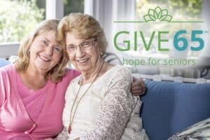 Home Instead Toronto is expanding its charitable giving with GIVE65