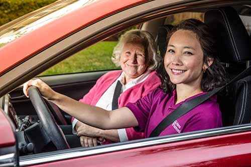 Request Senior Care Services