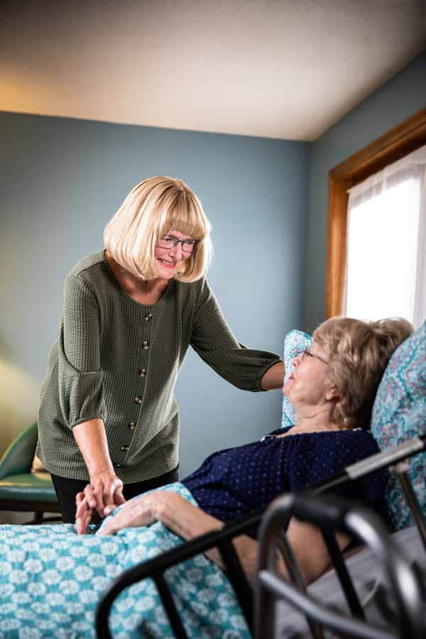 Helping Seniors in Home
