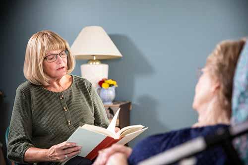 Visual Site Map Hero Senior Care Toronto