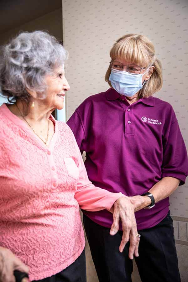Helping Seniors in their Homes in Toronto