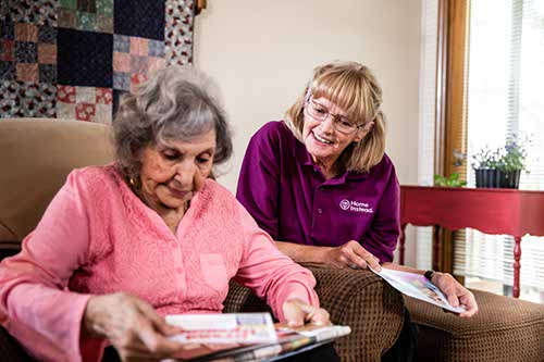 About Senior in Home Care Toronto