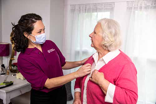 Senior Care Services in Toronto with PPE